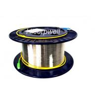Buy cheap 100m/500m/1km Fiber Optic OTDR Launch Cable Spool  SM G657A1 Bare  Optical Fiber product