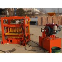 Buy cheap QTJ4-26C Fully Automatic brick molding Machine from wholesalers