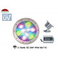 Buy cheap 9W 800mA Underwater RGB LED Lights Φ146×140 mm Wide Working Temperature product