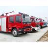 China  ISUZU FTR foam fire trucks for sales  for sale