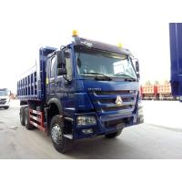 Buy cheap Heavy Duty China famous SINOTRUK HOWO 6*4 dump truck for sale from wholesalers