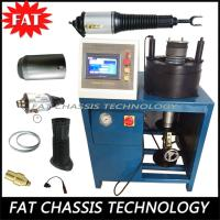 Buy cheap Hydraulic Hose Air Suspension Crimping Machine Rubber Sleeve Crimp For W220 W211 product