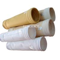 Buy cheap Crusher Dust Filter Needle Felt Bags, Cement Gas Filtration Polyester Filter Bag Used in Asphlat mixing product