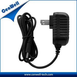 Buy cheap cenwell us plug 12v 600ma ac dc adapter product