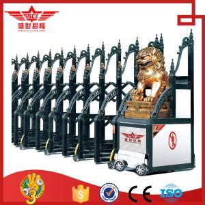 Buy cheap KUST series cast aluminum material retractable gate-L1426 product