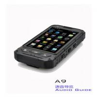 Buy cheap A9 Android  Audio Tour Guide Equipment , Audio Tour Devices For Qrcode Digital Guide product