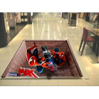 Buy cheap Fashion Non - Slip Floor 3D Floor Sticker Coca - Cola Promotion Advertising from wholesalers