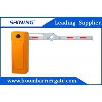 China CE Approved Electronic Parking Lot Security Gates For Access Control System on sale