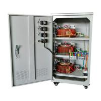 Buy cheap High Precision Three Phase Voltage Stabilizer 20KVA 20KW Over Voltage Protection product
