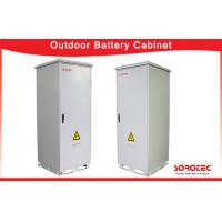 Buy cheap Newest Outdoor Battery Cabinet of Protection Degree IP55 with Air-conditioning from wholesalers