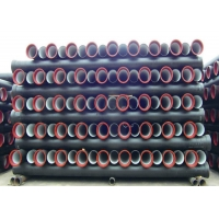 Buy cheap 6m Length Ductile C30 Class Columns Use Galvanized Steel Pipe / Cast Steel Pipe product