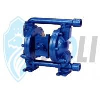 China OEM Pneumatic Diaphragm Pump , Air Driven Diaphragm Pump For Strong Acid Liquid on sale