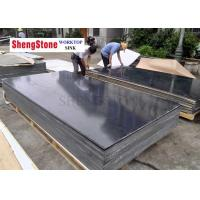 China Chemical / Stain Resistant Phenolic Resin Sheet Laboratory Grade Compact Laminate on sale