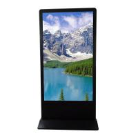 Buy cheap High Brightness Touch Screen Digital Signage , Free Standing Digital Signage from wholesalers