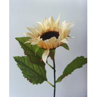 China artificial flower single sunflower on sale