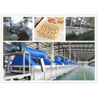Buy cheap Customizing Non-Fried Instant Noodle production Line for drying Noodle Machinery product