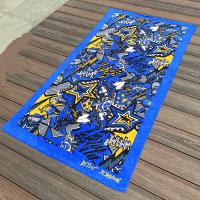 Buy cheap Young People Promotional Beach Towels Fastness And Non - Toxic Dyestuff product