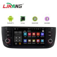 Buy cheap Android 7.1 car radio touch screen dvd player with 3g wifi BT AM FM product