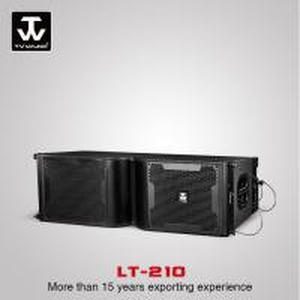 Buy cheap Line Array Speaker@ Dual 10inch Pro DJ Line Array Sound System Speaker Box LT from wholesalers
