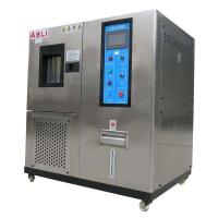 Cheap Programmable Environmental Test Chmaber , Plastic Rubber Ozone Climatic Test Chamber wholesale