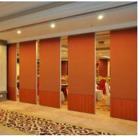 Buy cheap Banquet Hall / Hotel Ceiling System Acoustic Room Dividers 85 mm Thickness product
