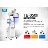 Buy cheap Hair Loss Prevention Transplant Diode Laser Hair Growth Machine / Hair Regrowth System product
