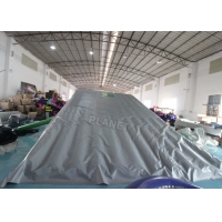Buy cheap EN71 Inflatable Sports Games Jump Stunt Landing Airbag With Ramp product
