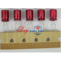 Buy cheap 50V 47UF Audio Electrolytic Capacitors Through Hole Mounting Type STARCET Series product