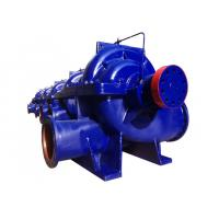 China OEM Irrigation Booster Single Stage Double Suction Pump Transport Water on sale