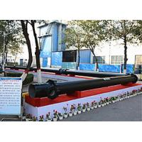 Buy cheap Zinc Spraying Restrained Joint Ductile Iron Pipe K9 Class Cement Lining from wholesalers