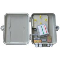 Buy cheap Outdoor Fiber Optic Distribution Cabinet HSGFKSW-16 Insulation Resistance ≥2×10MΩ 500V product