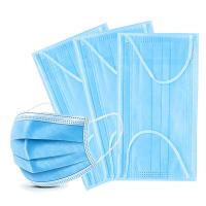 Buy cheap Melt Blown Fabric PFE 95% Spunbond PPE Earloop Face Masks product