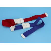 Buy cheap Clip Style Tourniquet Medical Supplies High Elasticity For Stop Bleeding product