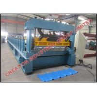 Buy cheap Box Profile Metal Roof Panel Roll Forming Machine for Roof Cladding Project of House product