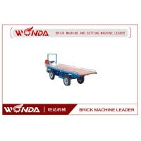 China Rechargeable Battery 3 Wheel Cargo Motorcycle Solid Hollow Bricks Making Line Applied on sale