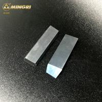 Buy cheap High Hardness Carbide Disc Cutter / Carbide Milling Cutters Fine Grain Size Sharp Edge from wholesalers