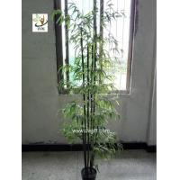 Buy cheap UVG PLT13-2 indoor bonsai silk artificial bamboo for office decoration from wholesalers