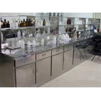 Buy cheap Laboratory Workbench Stainless Steel Lab Furniture For Oversea Importers And Dealers product