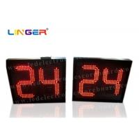 Buy cheap Electronic Led Shot Clock for Basketball Scoreboard,Sports Clock with Remote Controller product