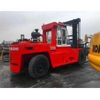 Buy cheap 30 Ton Used Industrial Forklift D300 Port Foklift 6D24 Original Engine product