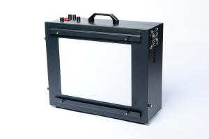 Buy cheap 3nh T259004 3100K Transmission Light Box 120000Lux With 4 Color Temperature product