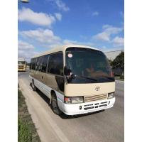 Buy cheap Good condition Japan Brand used Coaster bus toyota second hand mini coach bus for sale product