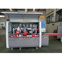 Commercial 4 Side Moulder Machine , Four Cutter Planer With Automatic Feeding System