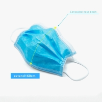 Buy cheap PFE 95 PPE Earloop Face Masks product