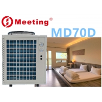 Buy cheap MD70D 380V/50Hz 26KW Hot Water Heat Pump Air To Water Support Wifi Controller product