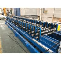 Buy cheap Continuous Line Roller Shutter Door Machine 0.3~0.5mm Thickness from wholesalers
