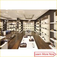 Buy cheap New Fashion Retail shoes store fixture manufacturer china with good quality price product