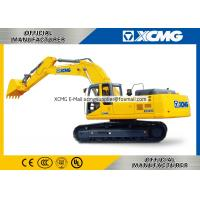 Buy cheap XCMG official manufacturer XE345C 34ton hydraulic rock breaker excavator for sale product