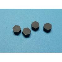 Buy cheap High Mechanical Strength PCD Wire Drawing Die Blanks Self Supported Hexagonal Diamond H2010 product