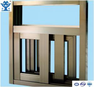 China Aluminum profile windows and door manufacturer/ door frame aluminum extrusion on sale